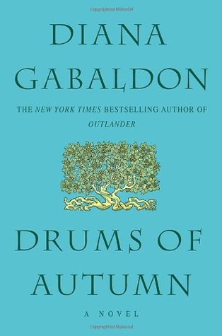 Book Cover: Drums of Autumn