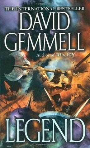 Book Review 121: Legend (The Drenai Saga #1) by David Gemmell