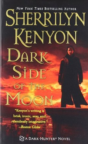 Dark Side of the Moon (Were-Hunter, #4; Dark-Hunter, #9)