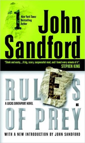 Book Review: Rules of Prey by John Sandford