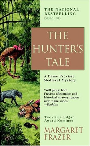 Book Review: The Hunter's Tale by Margaret Frazer
