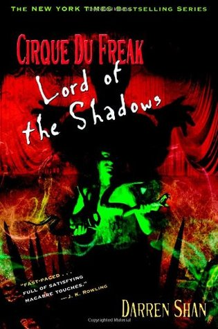 Lord of the Shadows (Cirque Du Freak, #11) (Audible Release) - Darren Shan