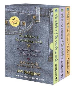 Sisterhood Of The Traveling Pants Book
