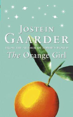 The Orange Girl by Jostein Gaardner Book Cover