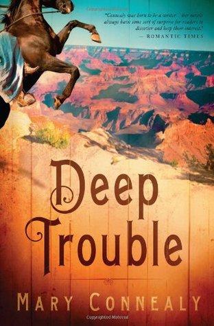 Deep Trouble (Wild West Weddings #2)