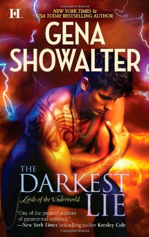 The Darkest Lie (Lords of the Underworld, #6)