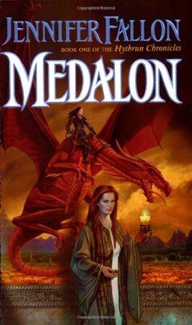 Medalon (Hythrun Chronicles #1)