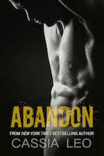 3 1/2 to 4 Stars for Abandon (Shattered Hearts #3.5) by Cassia Leo