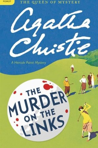Cover of The Murder on the Links by Agatha Christie