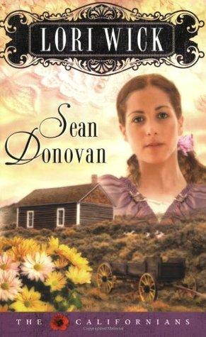 Sean Donovan (The Californians, #3)