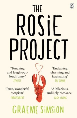 Image result for the rosie project goodreads