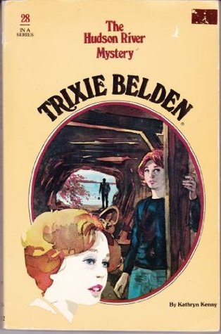 The Hudson River Mystery (Trixie Belden, #28)