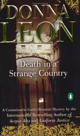 Death in a Strange Country (Commissario Brunetti, #2)  - Donna Leon