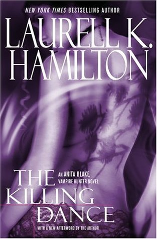 Book Review: Killing Dance by Laurell K. Hamilton