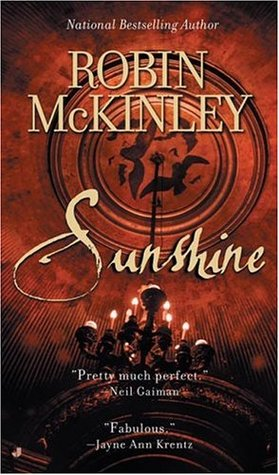 Sunshine by Robin McKinley Book Review