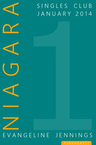 book cover: niagara by evangeline jennings