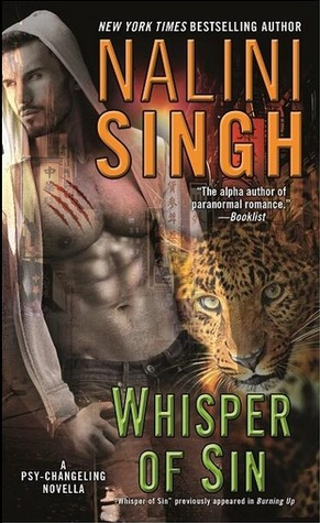 Whisper of Sin (Psy-Changeling, #0.6)
