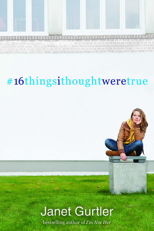 Blog Tour: Q+A with Adam from 16 Things I Thought Were True by Janet Gurtler