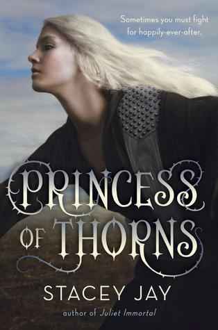 Book I Covet: Princess of Thorns by Stacey Jay