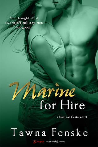Marine for Hire (Front and Center)
