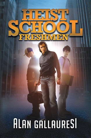 Heist School Freshmen by Alan Gallauresi
