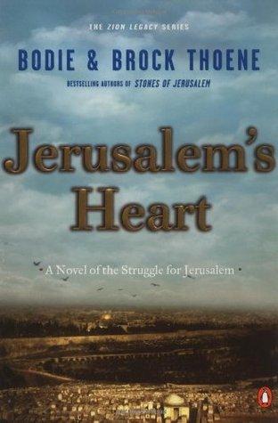 Jerusalem's Heart (The Zion Legacy, #3)