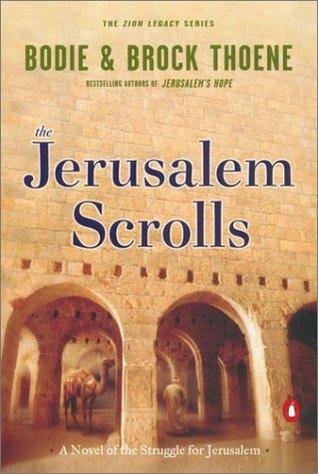 The Jerusalem Scrolls (The Zion Legacy, #4)
