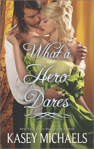 What a Hero Dares (The Redgraves, #4)