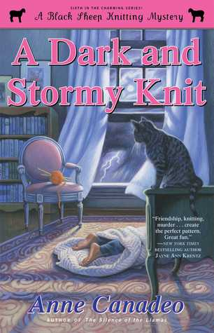 Review: A Dark and Stormy Knit by Anne Canadeo