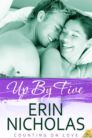 Review/Giveaway: Up by Five – Erin Nicholas