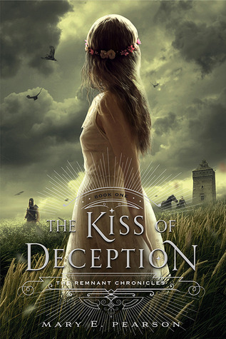 Book Review: The Kiss of Deception by Mary E. Pearson