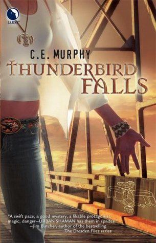 Book Review: Thunderbird Falls by C.E. Murphy