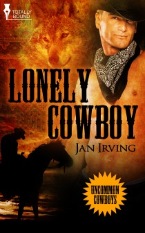 Review: Lonely Cowboy (Uncommon Cowboys #7) by Jan Irving