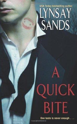 A Quick Bite (Argeneau, #1)