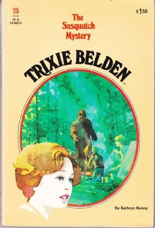 The Sasquatch Mystery (Trixie Belden #25)