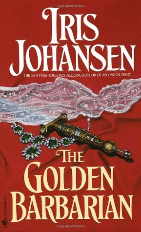 The Golden Barbarian (Sedikhan, #1)