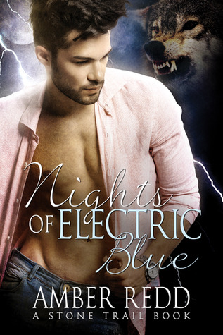 Release Day Review: Nights of Electric Blue by Amber Redd