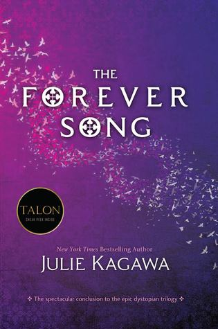 The Forever Song by Julie Kagawa cover