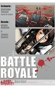 Battle Royale: Angel's Border