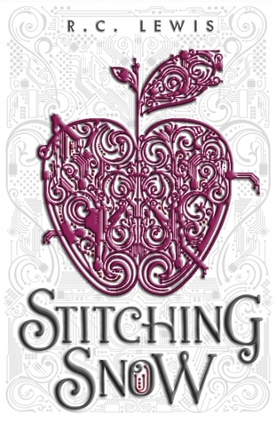 Books I Covet: Stitching Snow by R.C. Lewis