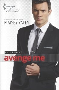 Avenge Me (Fifth Avenue Trilogy, #1)
