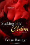 Staking His Claim (Line of Duty, #5)