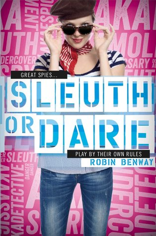 Sleuth or Dare (Also Known As, #2)