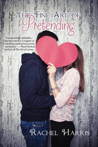 Book I Covet: The Fine Art of Pretending by Rachel Harris