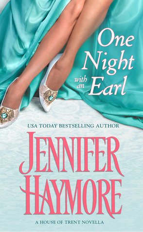 One Night with an Earl (House of Trent, #2.5)