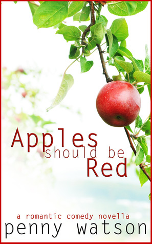 apples should be red cover