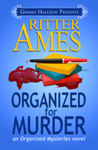 Organized for Murder by Ritter Ames
