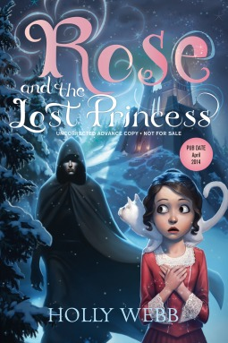 Book Review: Rose and the Lost Princess + Giveaway