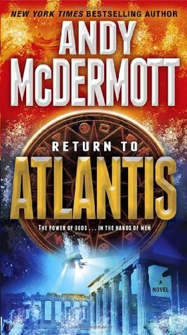 Return To Atlantis (Nina Wilde & Eddie Chase, #8)