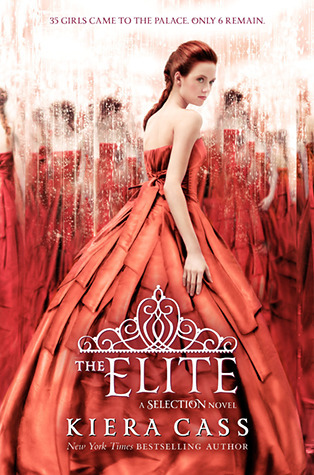 The Elite Kiera Cass epub download and pdf download
